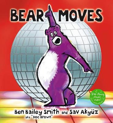 Bear Moves (Paperback)