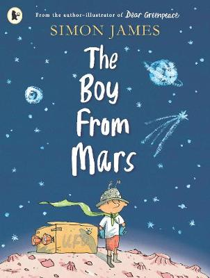 The Boy from Mars (Paperback)