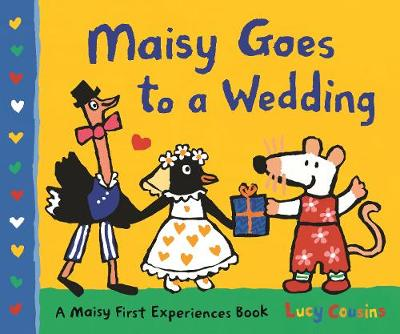 Maisy Goes to a Wedding (Paperback)