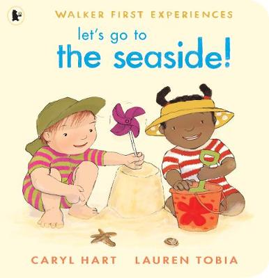 Let's Go to the Seaside! (Paperback)