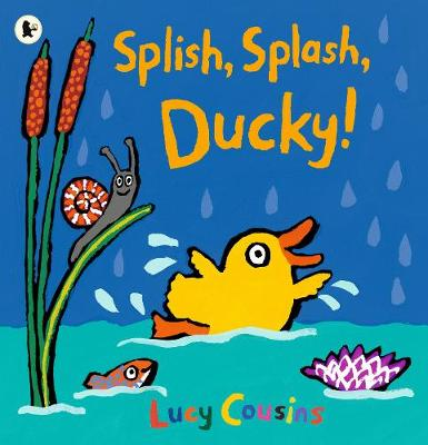 Splish, Splash, Ducky! (Paperback)