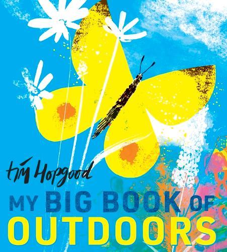 My Big Book of Outdoors (Hardback)