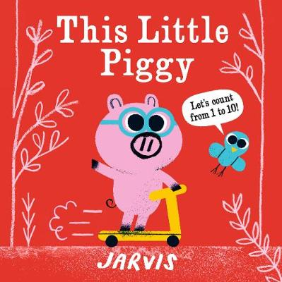 This Little Piggy: A Counting Book (Board book)