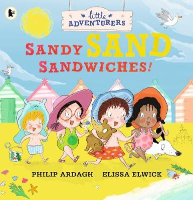 The Little Adventurers: Sandy Sand Sandwiches - Little Adventurers (Paperback)