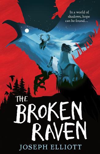 The Broken Raven (Shadow Skye, Book Two) (Paperback)