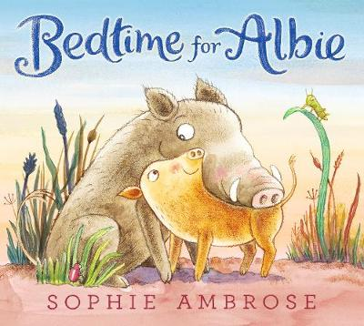 Bedtime for Albie (Hardback)