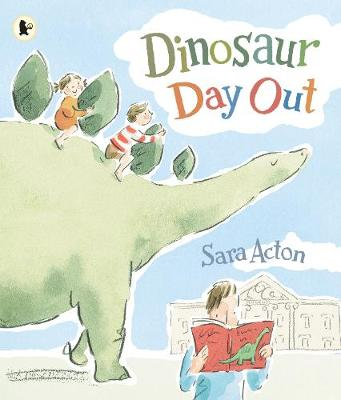 Dinosaur Day Out (Paperback)