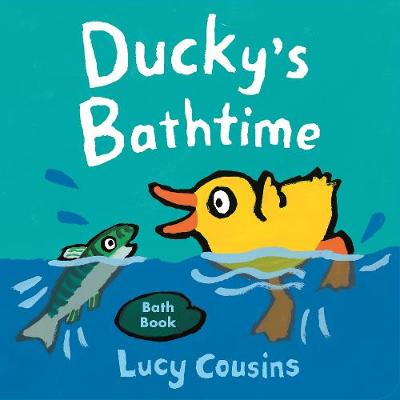 Ducky's Bathtime (Bath book)