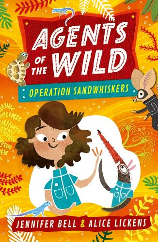 Agents of the Wild 3: Operation Sandwhiskers - Agents of the Wild (Paperback)