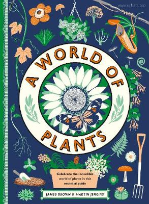 A World of Plants - Walker Studio (Hardback)