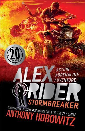 Stormbreaker by Anthony Horowitz | Waterstones