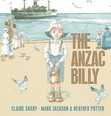 The Anzac Billy (Hardback)
