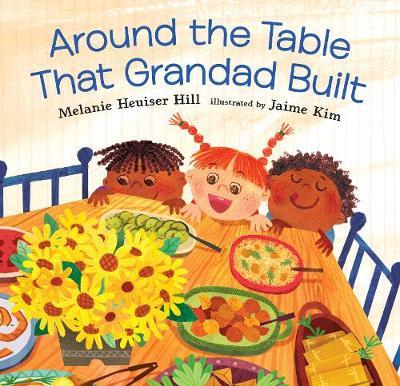 Around the Table That Grandad Built (Hardback)