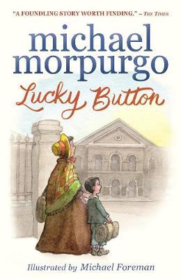 Lucky Button (Paperback)