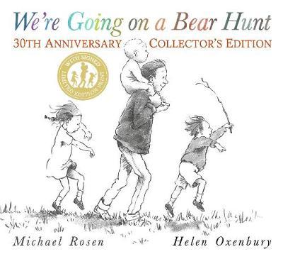 We're Going on a Bear Hunt (Hardback)