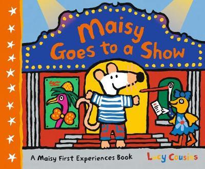 Maisy Goes to a Show - Maisy (Paperback)
