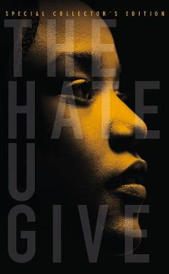 Cover of the book, The Hate U Give.