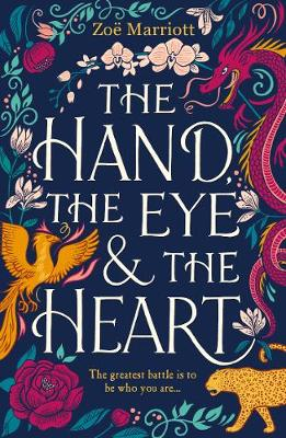 The Hand, the Eye and the Heart (Paperback)
