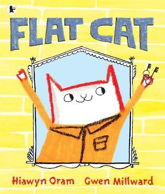 Flat Cat (Paperback)