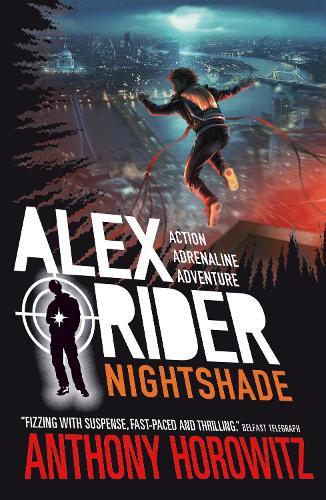 Nightshade - Alex Rider (Paperback)