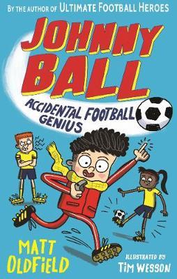 Johnny Ball: Accidental Football Genius (Paperback)
