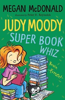 Judy Moody, Super Book Whiz - Judy Moody (Paperback)
