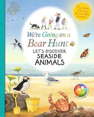 We're Going on a Bear Hunt: Let's Discover Seaside Animals - We're Going on a Bear Hunt (Paperback)