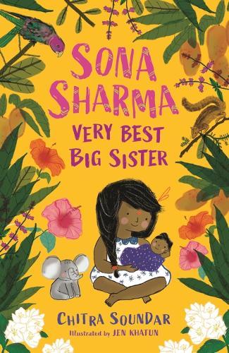 Sona Sharma, Very Best Big Sister (Paperback)