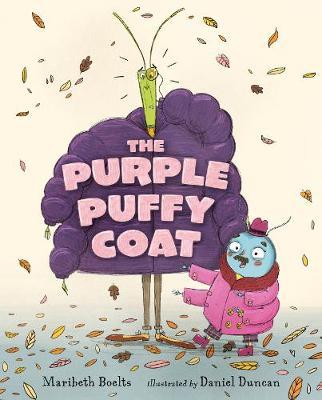 The Purple Puffy Coat (Hardback)