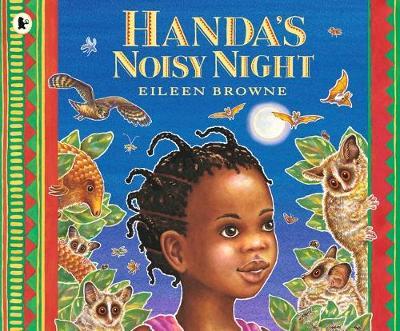 Handa's Noisy Night (Paperback)