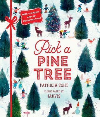 Pick a Pine Tree (Hardback)
