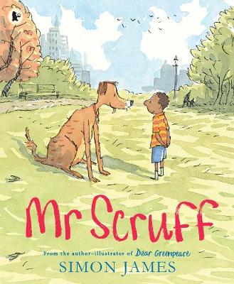 Mr Scruff (Paperback)