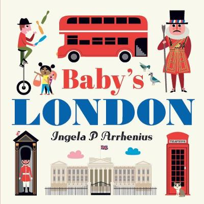 Baby's London (Board book)