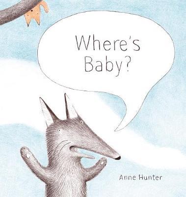 Where's Baby? (Hardback)