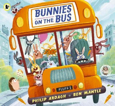 Bunnies on the Bus (Paperback)