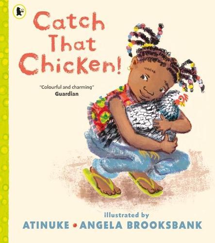 Catch That Chicken! (Paperback)