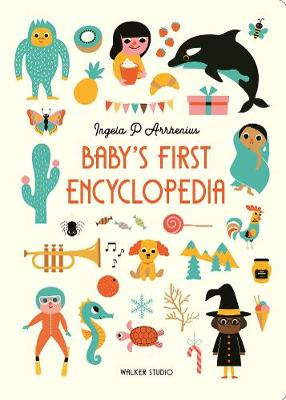 Baby's First Encyclopedia (Board book)