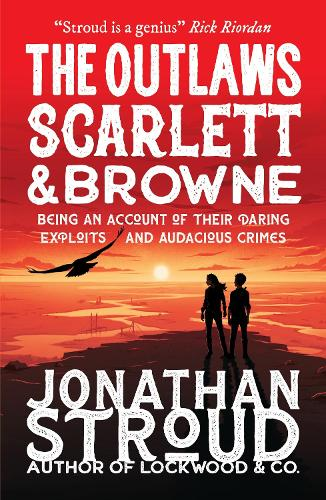 The Outlaws Scarlett and Browne (Paperback)