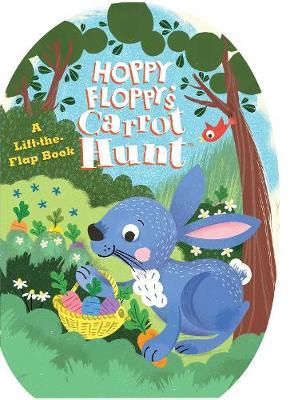 Hoppy Floppy's Carrot Hunt (Board book)