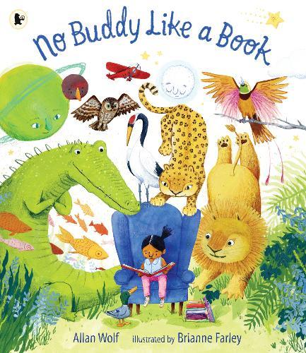 No Buddy Like a Book (Paperback)