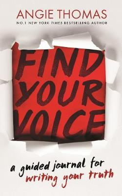 Find Your Voice: A Guided Journal for Writing Your Truth (Paperback)