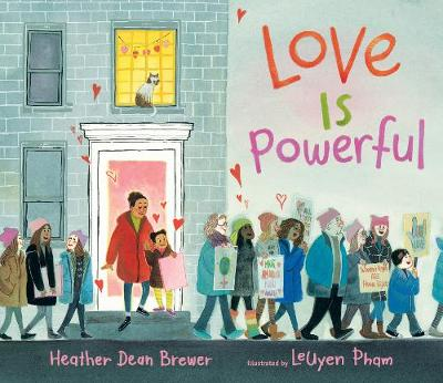 Love Is Powerful (Hardback)
