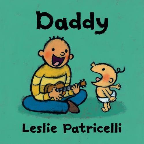 Daddy (Board book)