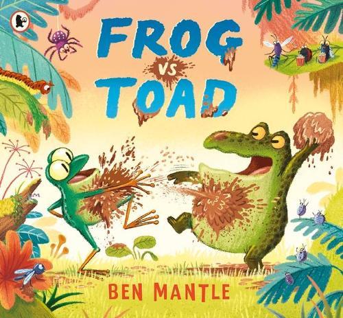 Frog vs Toad (Paperback)