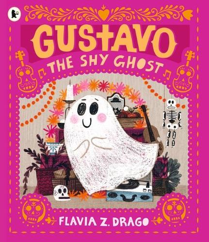 Gustavo, the Shy Ghost (Paperback)