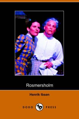 Rosmersholm (Paperback)