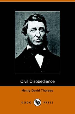 Civil Disobedience (Paperback)