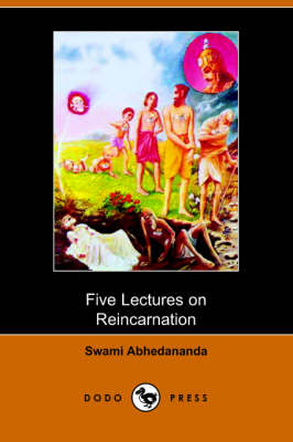 Five Lectures on Reincarnation (Paperback)
