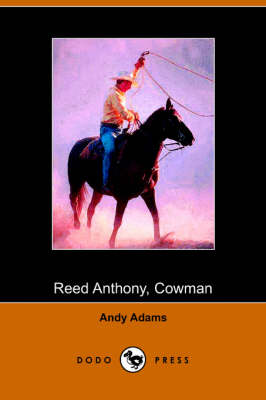 Reed Anthony, Cowman (Paperback)