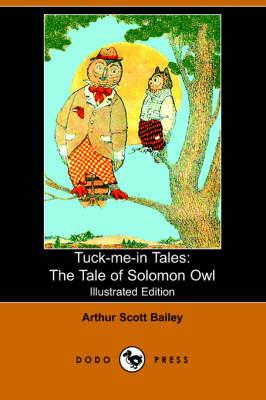 The Tale of Solomon Owl - Tuck-Me-In Tales (Paperback)